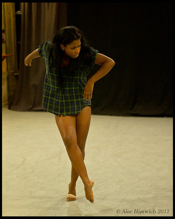 Ark Dances Rehearsal<br /> Duke University<br /> Durham, NC <br /> <br /> October 20, 2011<br /> 138