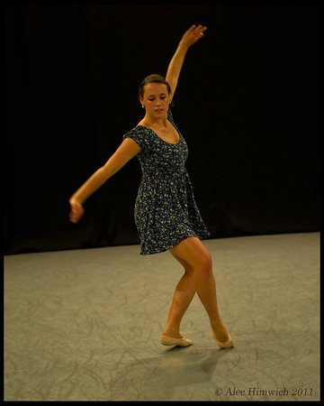 Ark Dances Rehearsal<br /> Duke University<br /> Durham, NC <br /> <br /> October 20, 2011<br /> 312