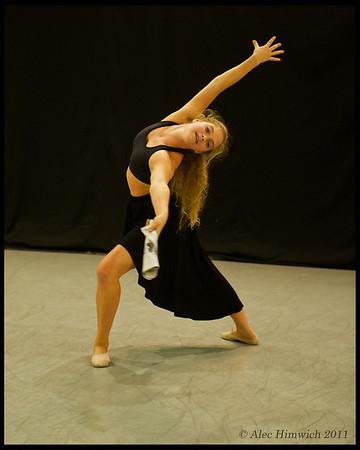 Ark Dances Rehearsal<br /> Duke University<br /> Durham, NC <br /> <br /> October 20, 2011<br /> 033