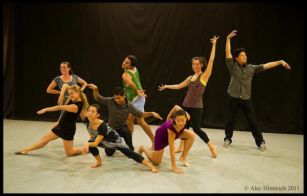 Ark Dances Rehearsal<br /> Duke University<br /> Durham, NC <br /> <br /> October 20, 2011<br /> 189