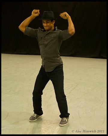 Ark Dances Rehearsal<br /> Duke University<br /> Durham, NC <br /> <br /> October 20, 2011<br /> 267