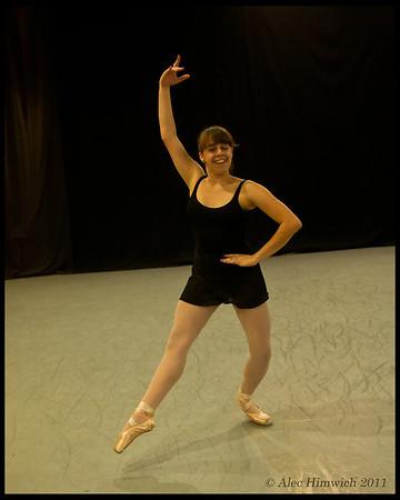 Ark Dances Rehearsal<br /> Duke University<br /> Durham, NC <br /> <br /> October 20, 2011<br /> 103