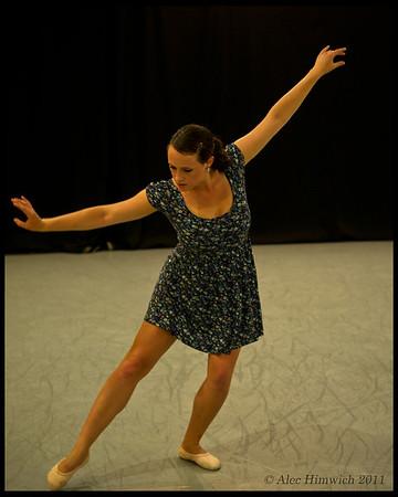 Ark Dances Rehearsal<br /> Duke University<br /> Durham, NC <br /> <br /> October 20, 2011<br /> 311