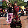 Carolina Flamenco at Durham's CenterFest<br /> <br /> September 15, 2012<br /> Durham, NC