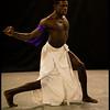 Compagnie de Danse Jean-René Delsoin<br /> <br /> Dance:  Rhythms and Variations (2007)<br /> <br /> Choreography:<br /> Bengi Jolicoeur<br /> <br /> <br /> Dancer:<br /> Makerson François<br /> <br /> Percussionists:<br /> Fritzner Dauphin,<br /> Gérald Dauphin,<br /> Rodrigue Jean-Baptiste<br /> <br /> Costume design:<br /> David André<br /> <br /> Ark Studio<br /> Duke University<br /> Durham, NC <br /> October 26, 2012