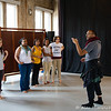 "Workshop led by Marcus White<br /> ""WERK!"" Definitions of ""Black/Queer"" Dance Performance<br /> <br /> Dancing the African Diaspora<br /> <br /> Duke University<br /> Durham, NC<br /> February 8, 2014"