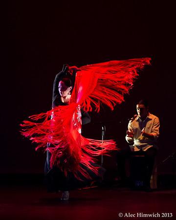 Milonga<br /> Dancer: Julia Chacón<br /> <br /> Flamenco Vivo <br /> <br /> Page Auditorium<br /> Duke University<br /> Durham, NC<br /> February 11, 2012<br /> 071