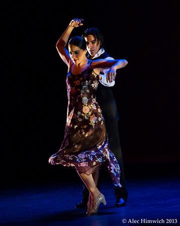 Dancers: Leslie Roybal, Pablo Fraile<br /> Flamenco Vivo <br /> <br /> Page Auditorium<br /> Duke University<br /> Durham, NC<br /> February 11, 2012<br /> 145