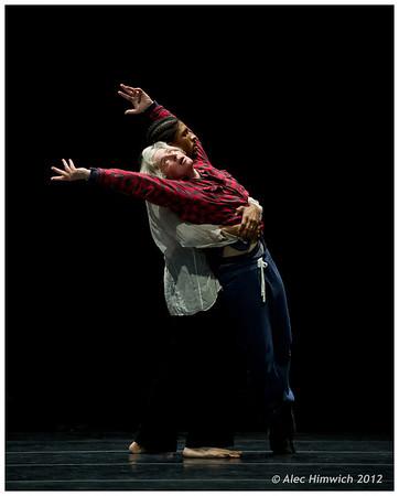 Prometheus <br /> Choreography: Amanda K. Miller<br /> Text and Blueprint: Sebastian Alexis, Amanda K. Miller, Robert Thurston-Lighty<br /> Music: Fred Frith<br /> Performers: Sebastian Alexis, Amanda K. Miller, Robert Thurston-Lighty<br /> <br /> March 13, 2012<br /> Duke University<br /> Durham, NC<br /> 224