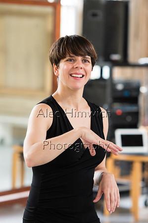 Leonor Leal Master Class at Duke University