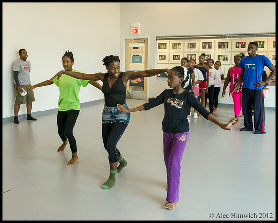 Master class with Jean-René Delsoin<br /> <br /> ADF Samuel H. Scripps Studios<br /> Durham, NC<br /> October 27, 2012