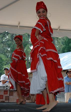 Peruvian Folkdance Group<br /> La Fiesta de Pueblo<br /> September 9, 2006
