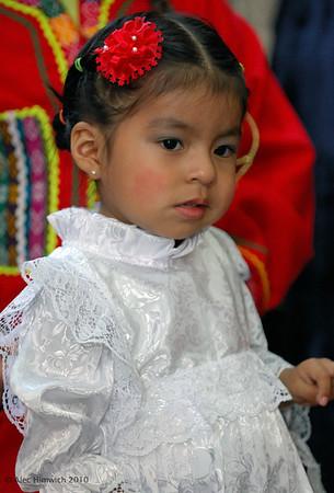 Peruvian Folkdance Group <br /> <br /> Exploris<br /> <br /> Raleigh, NC<br /> <br /> November 25, 2006