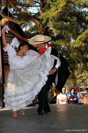 Peruvian Folkdance Group <br /> <br /> La Fiesta de Pueblo<br /> <br /> September 10, 2005<br /> <br /> Raleigh, NC