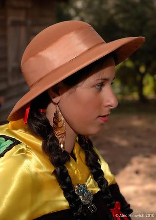 Peruvian Folkdance Group <br /> <br /> La Fiesta de Pueblo<br /> <br /> September 10, 200<br /> <br /> 5Raleigh, NC