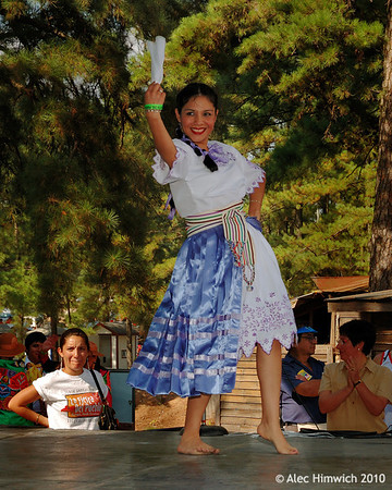Peruvian Folkdance Group<br /> <br /> La Fiesta de Pueblo<br /> <br /> September 10, 2005<br /> <br /> Raleigh, NC