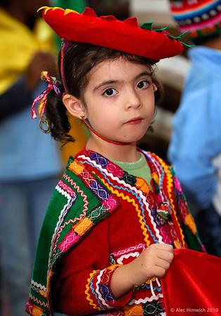 Peruvian Folkdance Group <br /> <br /> Exploris <br /> <br /> Raleigh, NC<br /> <br /> September 3, 2006