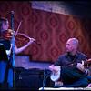 Katie Wyatt (viola), John Heitzenrater (sarod)<br /> <br /> Professor Diablo's True Revue <br /> Casbah<br /> Durham, NC<br /> January 22, 2013