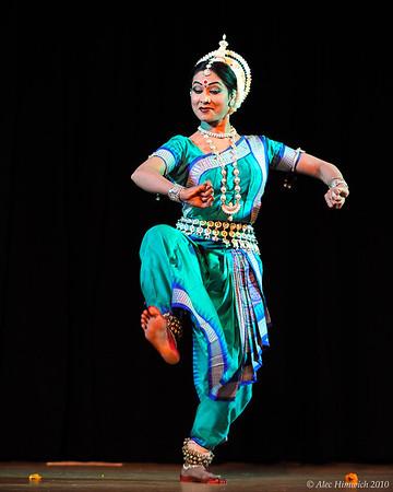 Sujata Mohapatra Odissi Performance<br /> Hayti Center<br /> Durham, NC U.S.A.<br /> October 30, 2010<br /> <br /> filename: 101030 Sujata Mohapatra 007