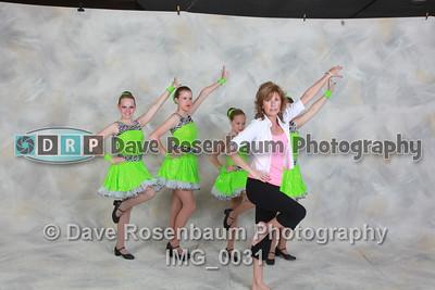 Dance Extras In Concert 2011