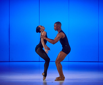 Nov. 10,  2019 - New York, NY   The Guggenheim Museum's Works and Process program presents Dance Lab New York and Joyce Theater Foundation Lab Cycle: Female Choreographers of Color in Ballet  For one night only, see the culmination of Dance Lab New York and Joyce Theater Foundation's partnership promoting and advancing female choreographers of color in ballet.  Choreographers Margarita Armas, Courtney Cochran, Amy Hall Garner, and Preeti Vasudevan explored the classical, neoclassical, and contemporary ballet idioms. Lourdes Lopez, Artistic Director, Miami City Ballet, moderates the discussion with Dance Lab New York founder Josh Prince  Dancers- Anais Blake,Ramona Kelley,Yusaku Komori, Kelly Marsh IV, Rachel Scmidt, Nicholas Sipes, Gabriela Soto, Kameron Triche, Allison Walsh  Photographer- Robert Altman Post-production- Robert Altman