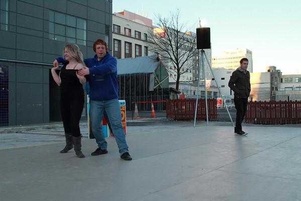 Dance-O-Mat reopening