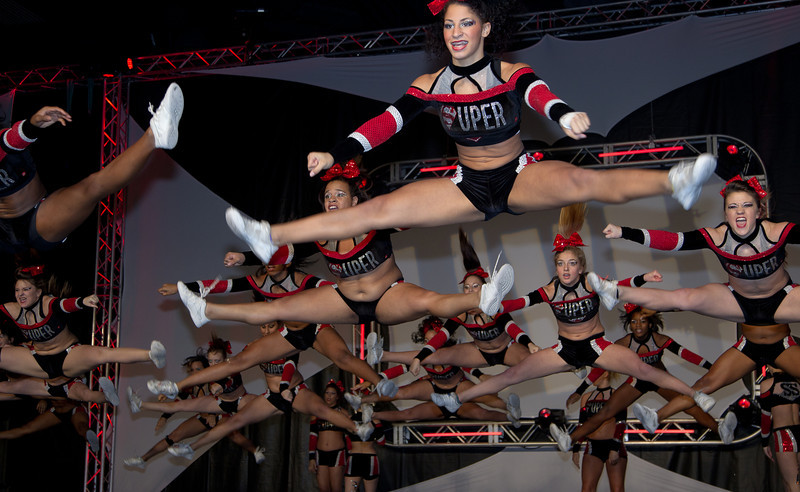 Cheer competition - Fame All Stars - Super Seniors (Midlothian, VA)