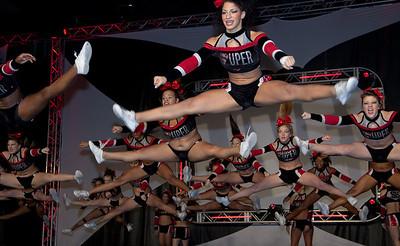 Cheer competition - Fame All Stars - Super Seniors (Midlothian, VA)