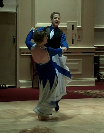 2010 Gumbo DanceSport Championships - 1st in both Senior 3 and Senior 2 Bronze American Smooth