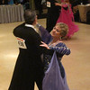 Carolina Dancesport Championships 2012 dancing Standard.