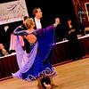 Derby DanceSport Championships 2012 - 2nd place in International Standard Senior 3 Novice (Open)