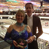 Ohio Star Ball 2011 - 4th Place in Senior Open International Standard (Our first time to dance championship open)