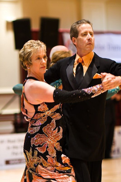 2011 Gumbo DanceSport Championships - 3rd in Senior 3 American Smooth