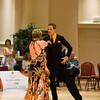 2011 Gumbo DanceSport Championships - 3rd in Senior 3 American Smooth
