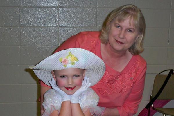 Dance Recital 2009