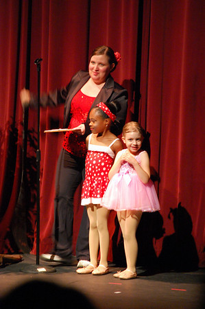Dance Recital 2010