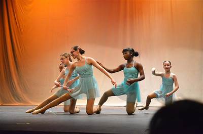 Dance Recital 2012