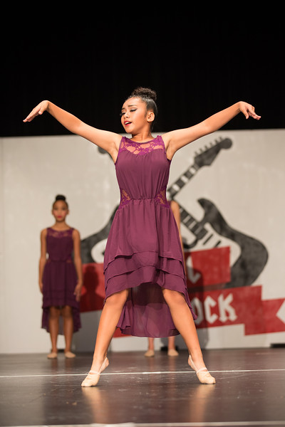 "Dance Spot Eastlake  ""School of Rock"" Recital 2015"