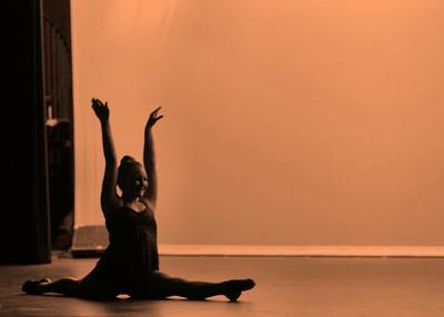 Dancer Sepia