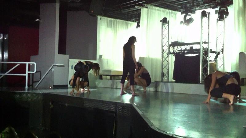 LA Dancescape Benefit, May 2011