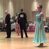 Gumbo DanceSport Championships 2013 - 3rd in Senior 2 Novice Standard