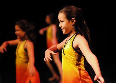 Dance Zone Recital 2009