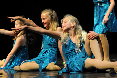 Dance Zone Recital 2010