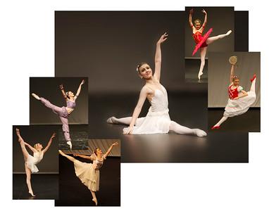 Montage dance performance