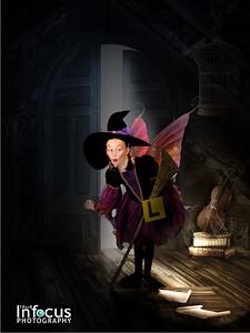 Witch way?