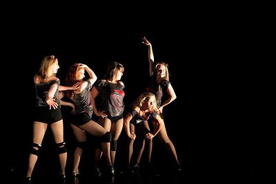 Dance routine