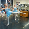 Parent Observation Day @ COCA in St Louis<br /> Julia's Intermediate II ballet class