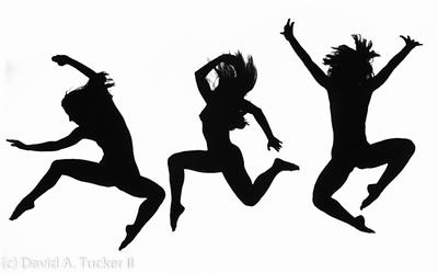 Danceworks #290 (c) David A Tucker II 1999