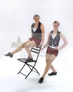 Alanie and Victoria