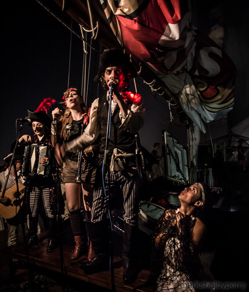 Dances of Vice Pirate Sail